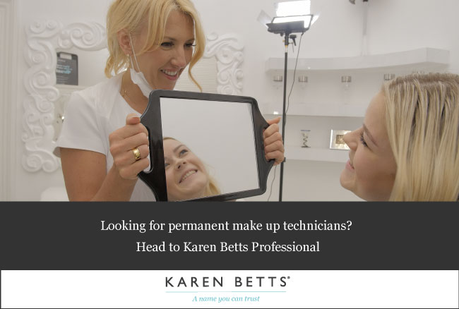 Karen Betts professional banner