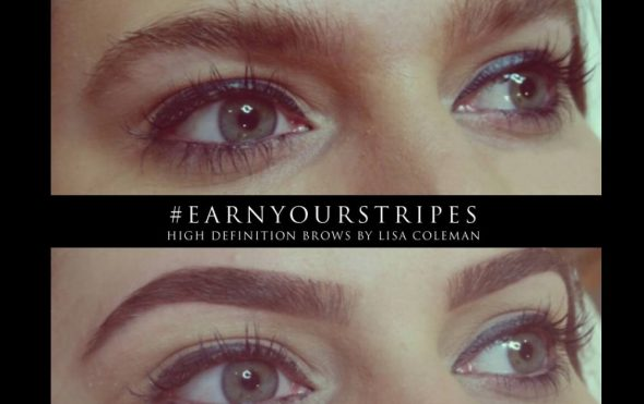 Brows by Lisa Coleman