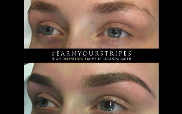 Earn your stripes - Lucinda Smith