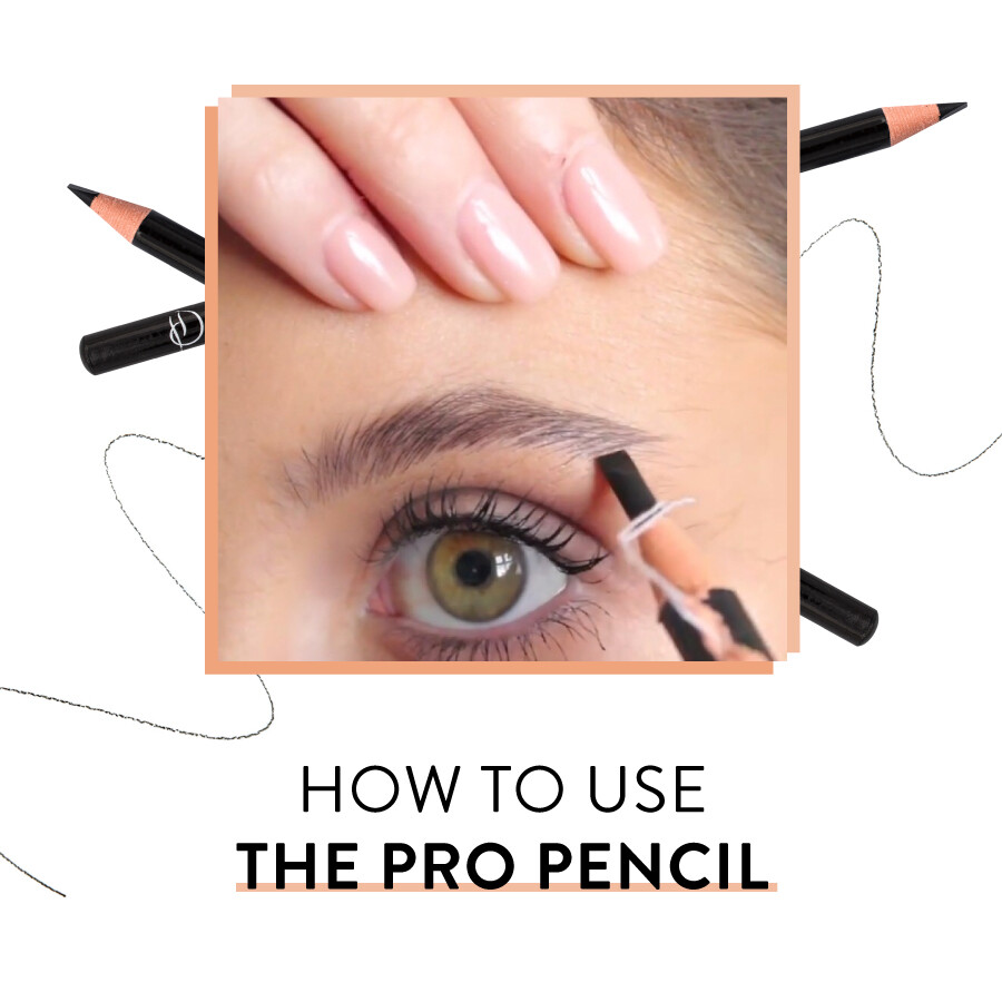 How To Use The Pro Pencil Hd Brows Blog