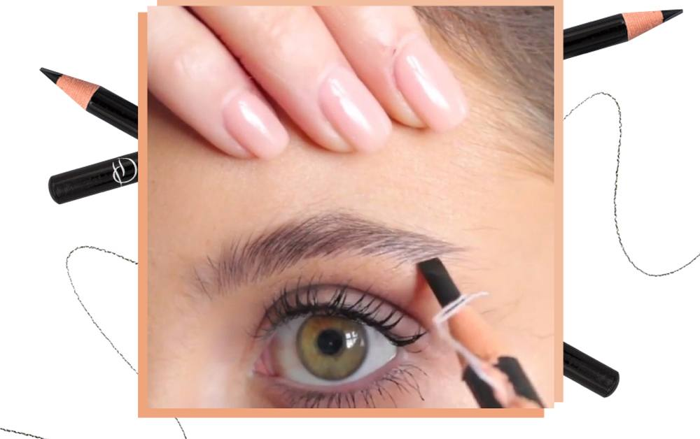 How to use the HD Brows pro pencil