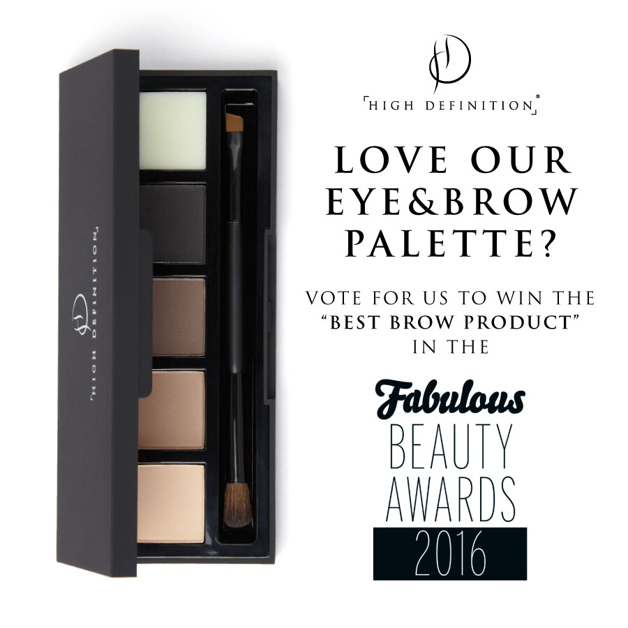 Vote for us in the Fabulous Beauty Awards 2016