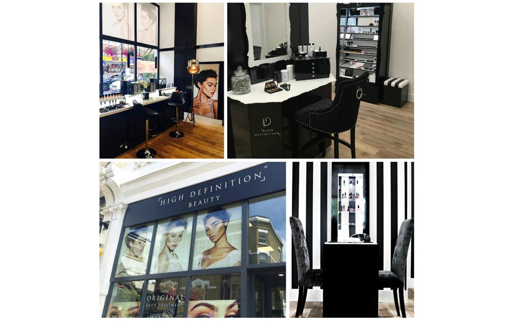 HD Brow beauty boutiques are here