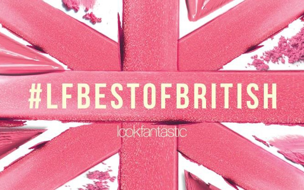 Look Fantastic Best of British