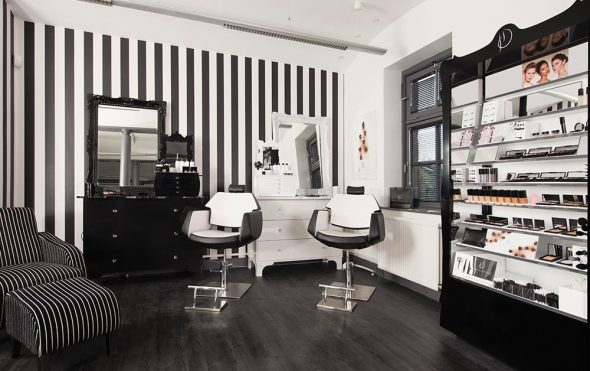 Showcase your salon space