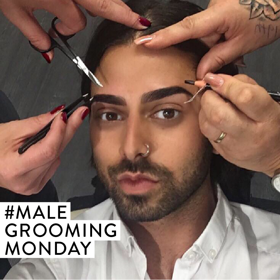 Male Grooming Secrets Revealed Hd Brows Blog