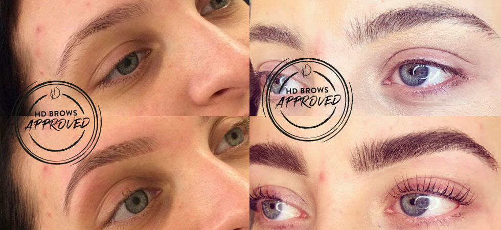 What Are Hd Brows The Uks No 1 Salon Brow Treatment