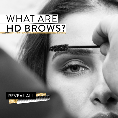 Train in HD Brows
