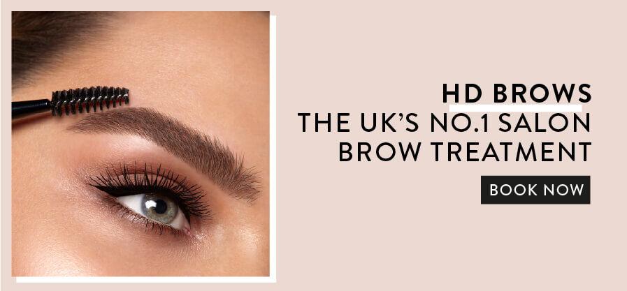 Hd Brows Professional Makeup Range