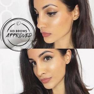 HD Brows Before & After Photo Natural Results