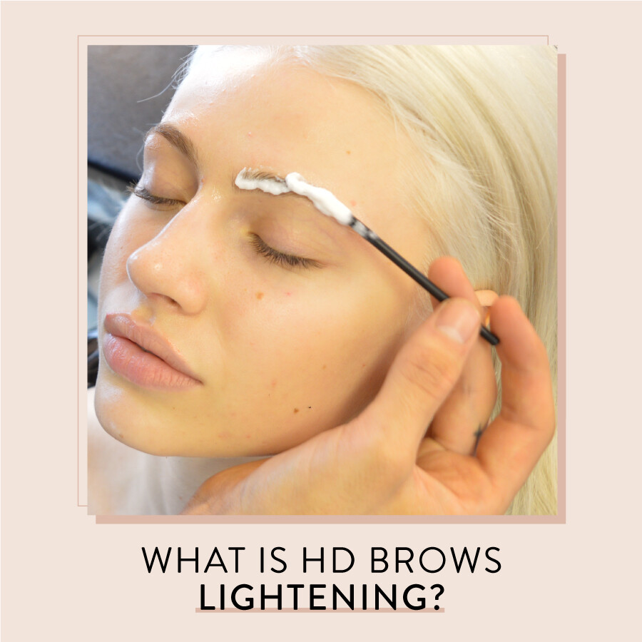 What Is Hd Brows Lightening Hd Brows Blog
