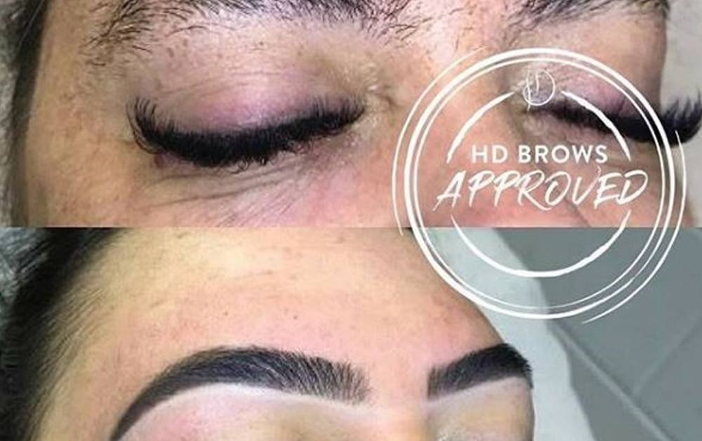 Hd Brows Before Afters Hd Brows Blog