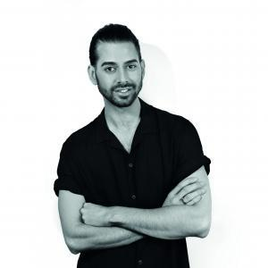 Head shot of Lead Brow Stylist Jamie
