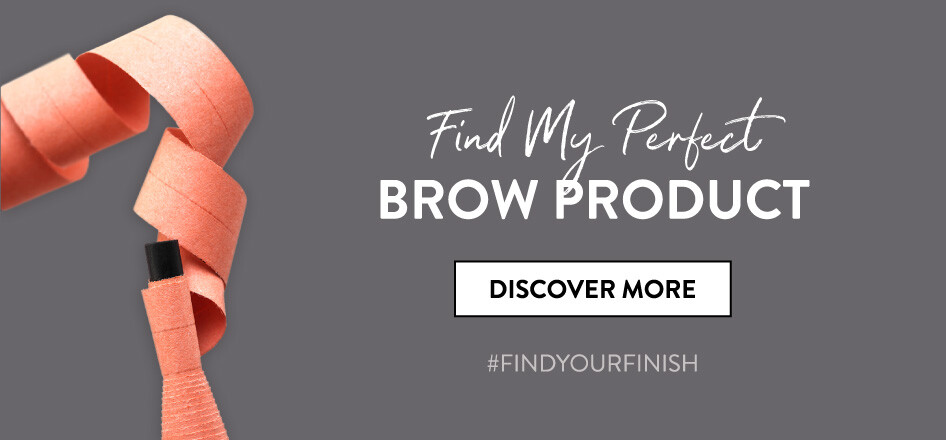 Find your perfect brow product