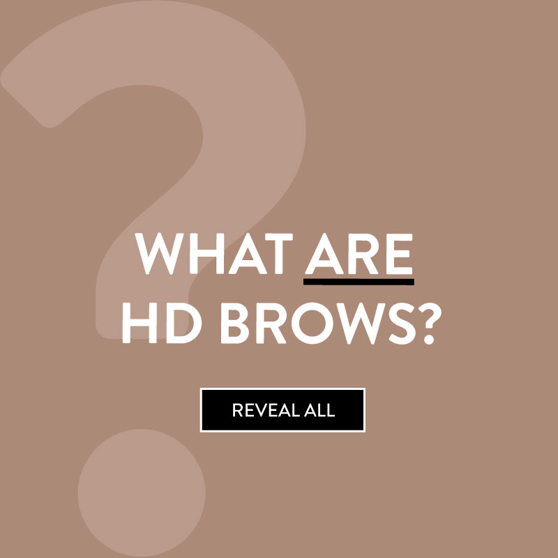 What are HD Brows*