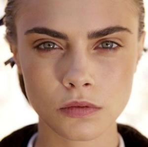 Cara Delevingne Brows
