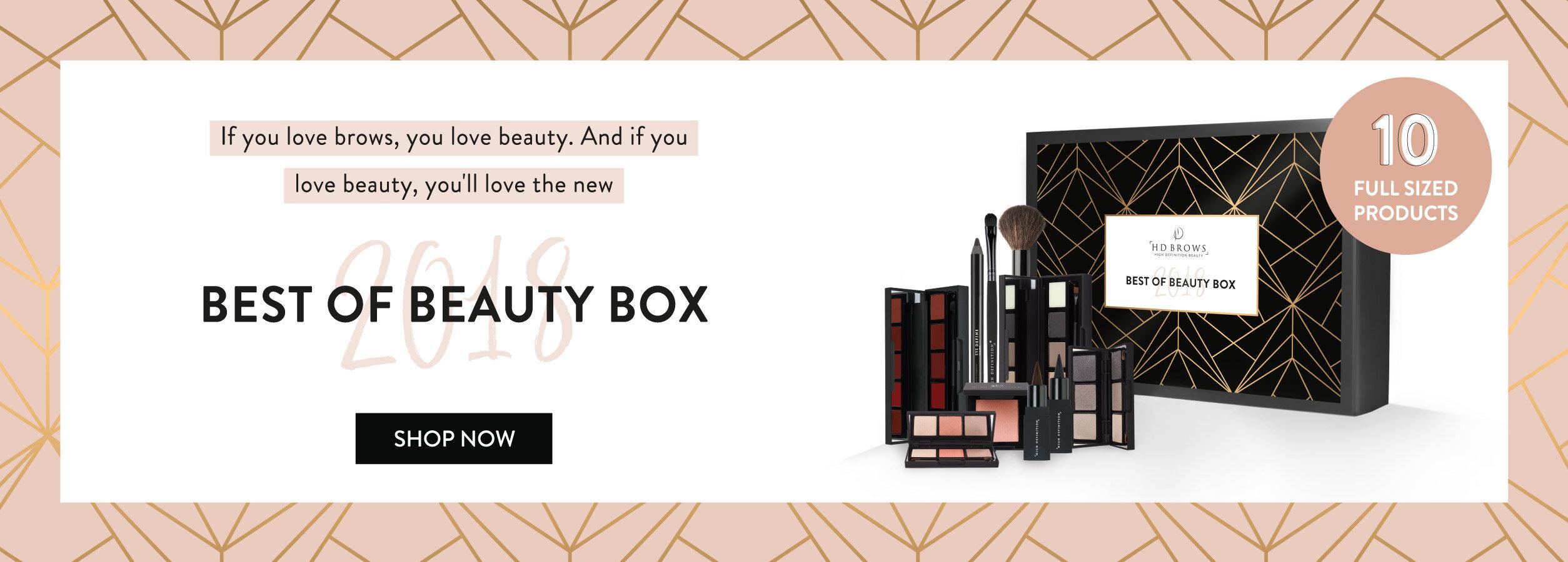 Best of Beauty box 2018