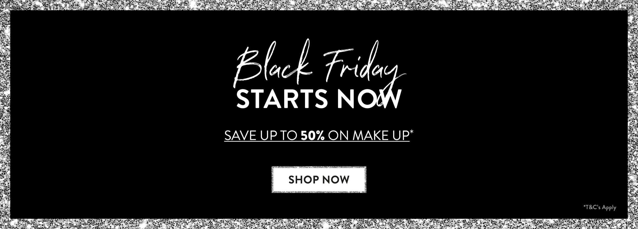 Black Friday starts here. Up to 50% off products