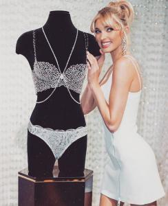 Elsa Hosk at Victoria's Secret Show 2018