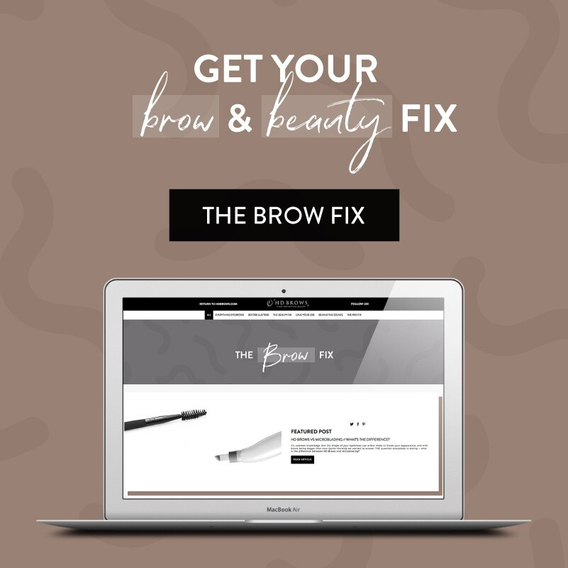 Read the Brow Fix