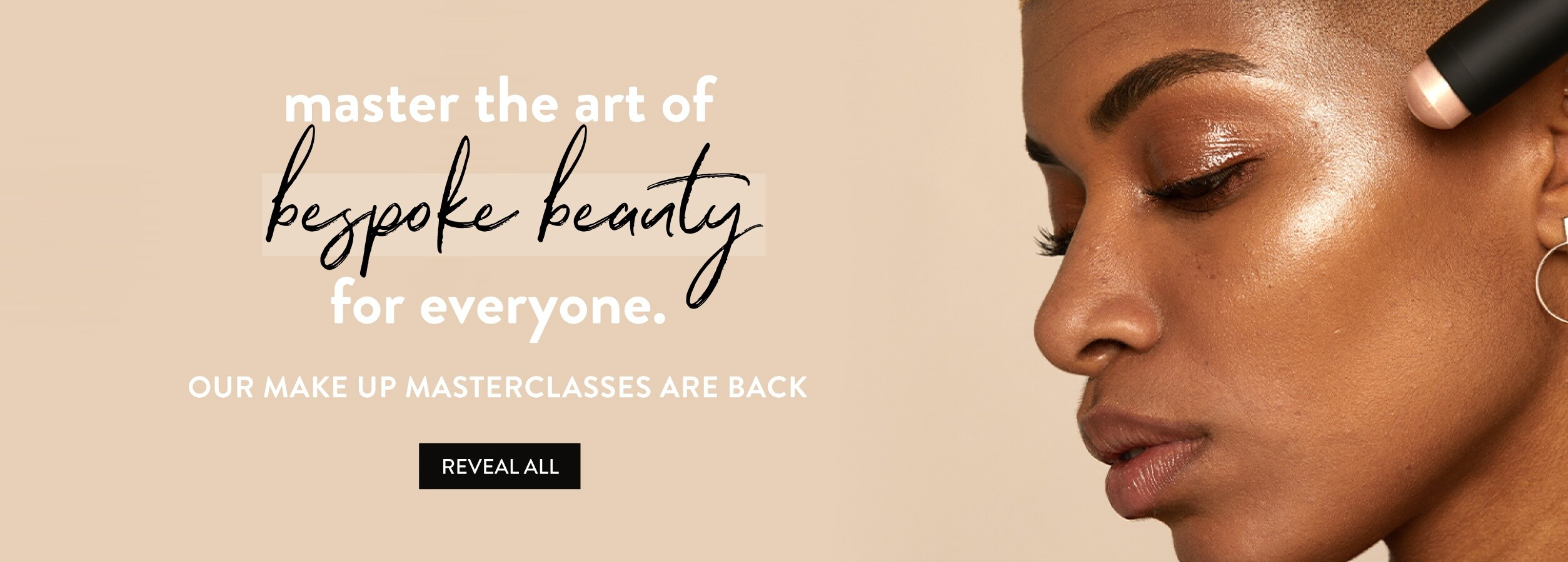 View our brand new makeup courses