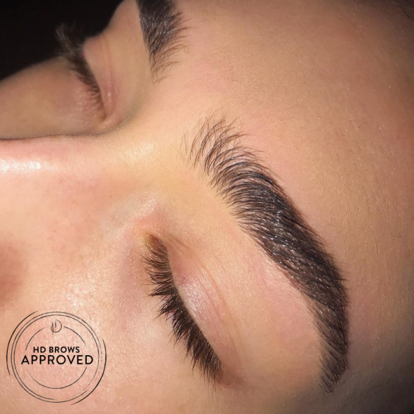 HD Brows by amierosexo