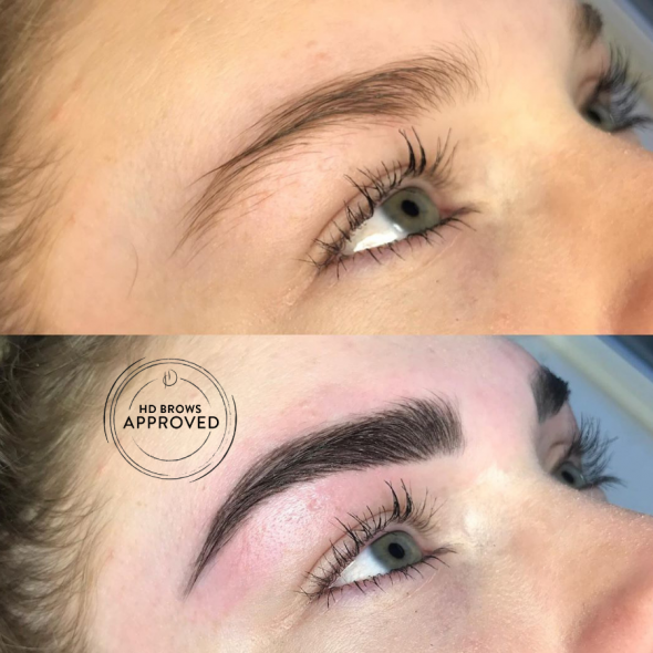 HD Brows by georgia_forster_make_up