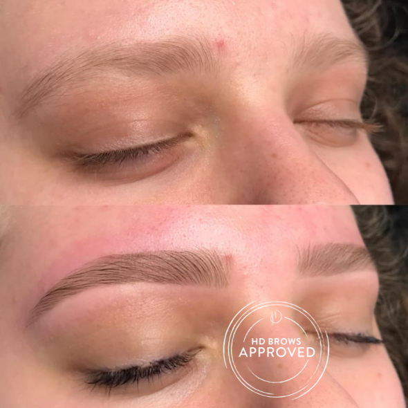 HD Brows by thebeautyroomzoey