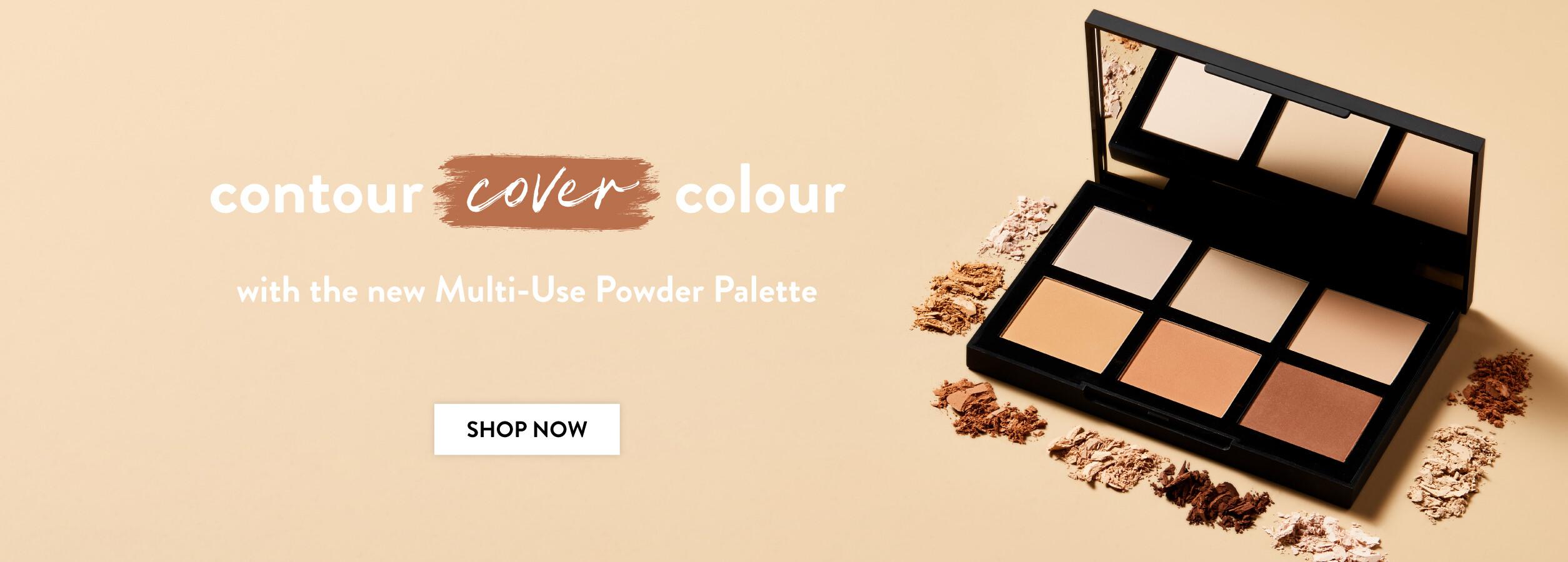 Multi-use Powder palette
