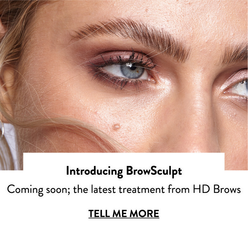 Brow Lamination Treatment Coming Soon