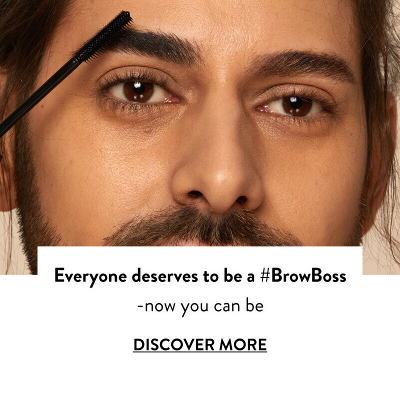 Everyone deserves to be a brow boss