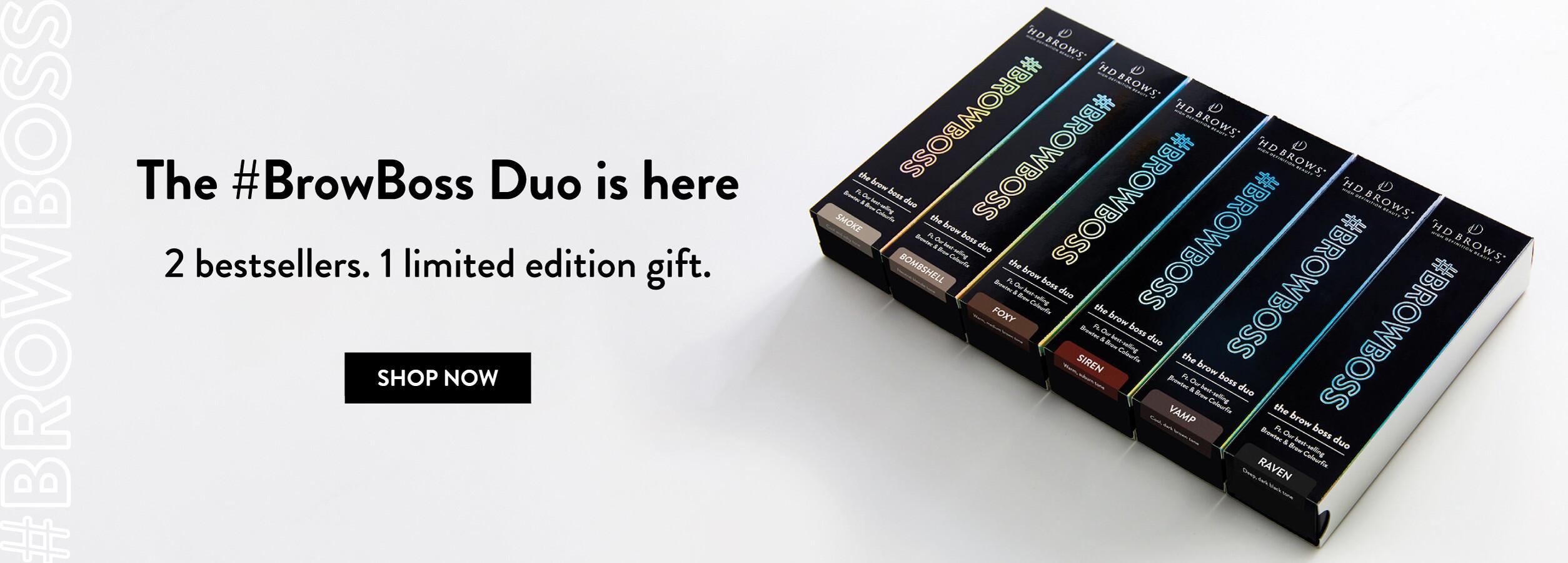 HD Brows Brow Boss Duo